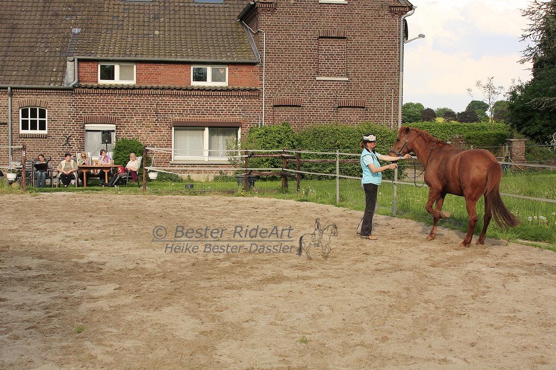 Heike und Justin_1 Öffentliches Training 04_2014